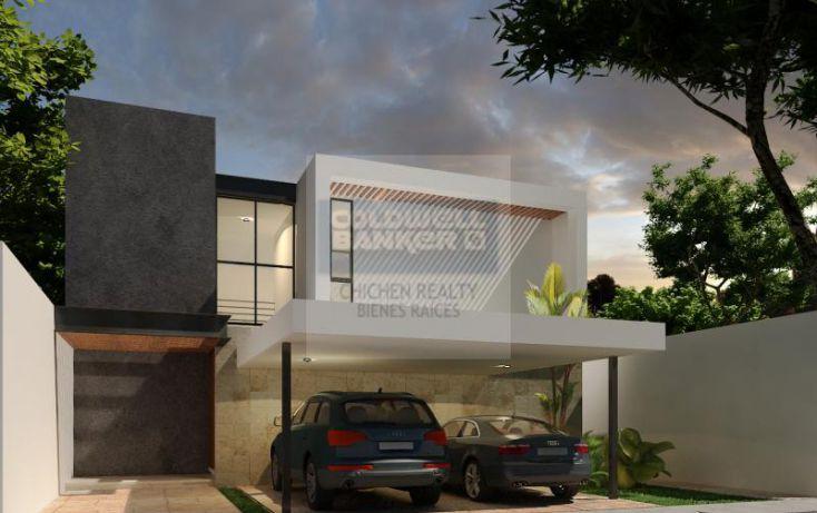 Foto de casa en venta en privada, temozon norte, mérida, yucatán, 1754834 no 01