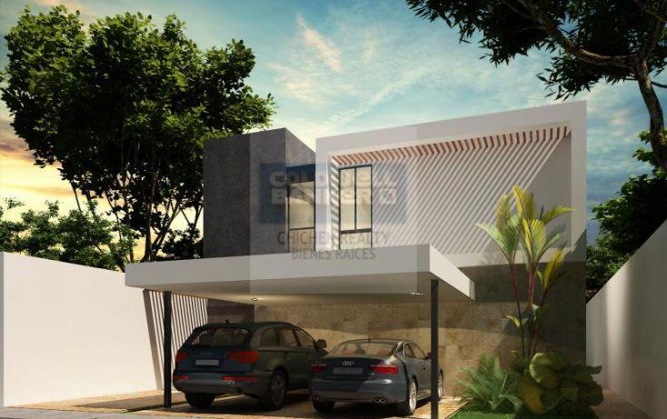 Foto de casa en venta en privada, temozon norte, mérida, yucatán, 1754834 no 02