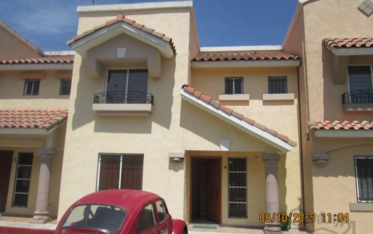 Foto de casa en venta en  , real del sol, tecámac, méxico, 1707314 No. 01