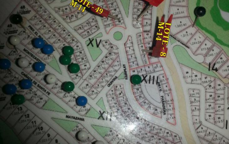 Foto de terreno habitacional en venta en privada tres marias, club de golf la loma, san luis potosí, san luis potosí, 1216653 no 01