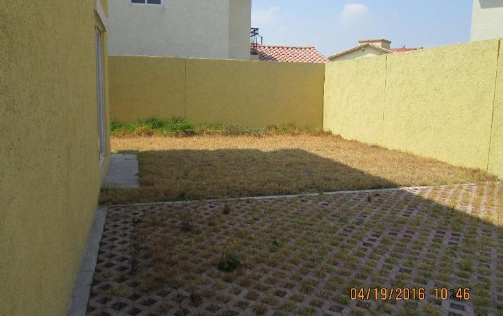 Foto de casa en renta en  , ojo de agua, tecámac, méxico, 1809586 No. 23