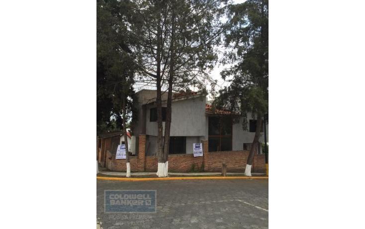 Foto de casa en venta en privada valle azul 19, lomas de valle escondido, atizapán de zaragoza, méxico, 1959647 No. 01