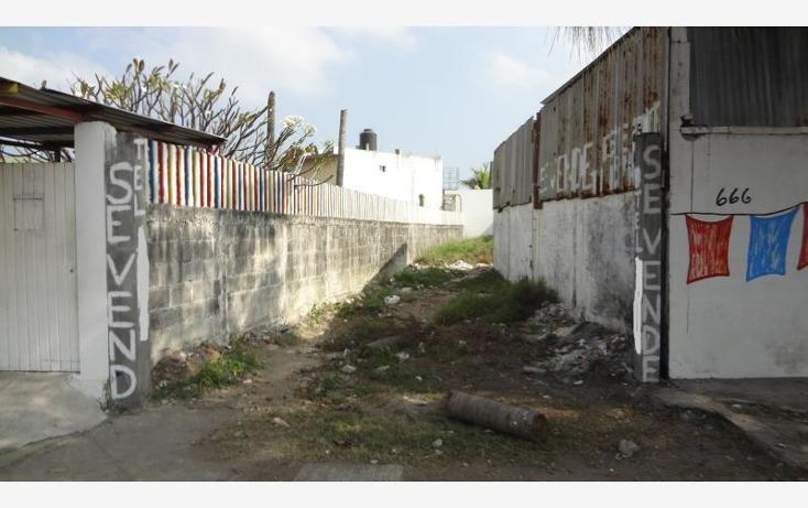 Foto de terreno habitacional en venta en privada vicente guerrero norte numero, miguel alem?n, veracruz, veracruz de ignacio de la llave, 1578158 No. 01