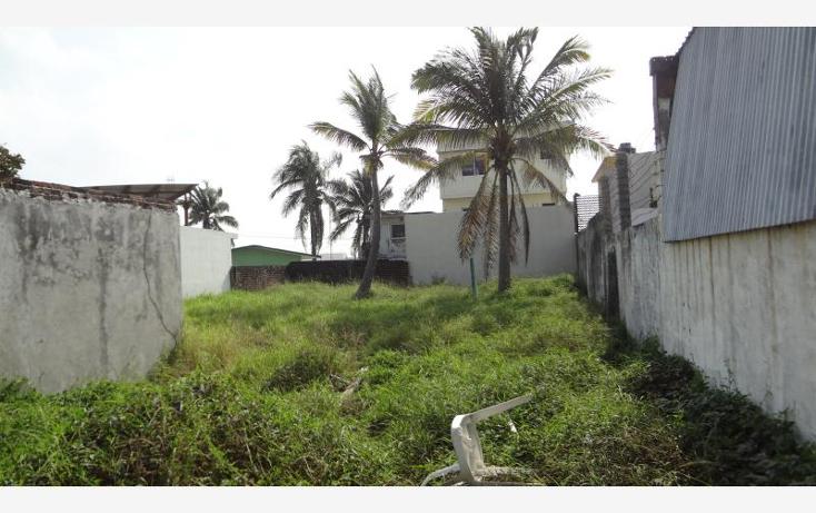 Foto de terreno habitacional en venta en privada vicente guerrero norte numero, miguel alem?n, veracruz, veracruz de ignacio de la llave, 1578158 No. 02