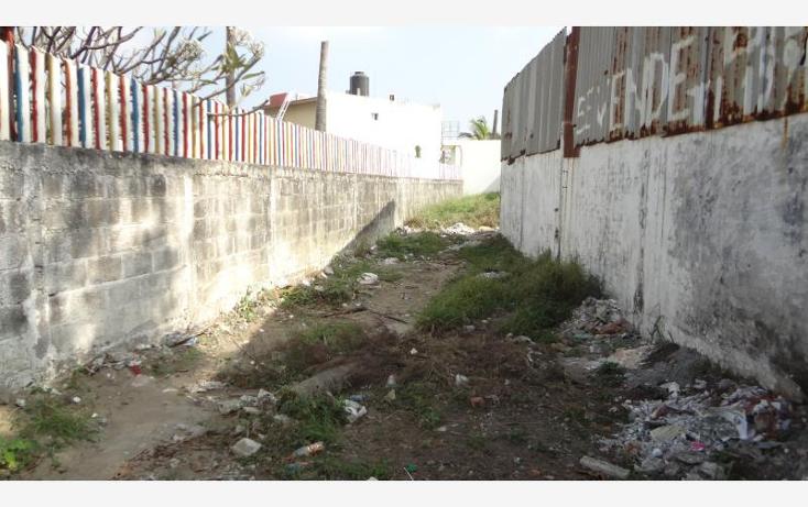 Foto de terreno habitacional en venta en privada vicente guerrero norte numero, miguel alem?n, veracruz, veracruz de ignacio de la llave, 1578158 No. 05