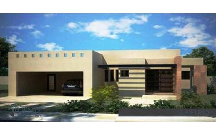 Foto de casa en venta en  , privada villa cholul, mérida, yucatán, 1063019 No. 01