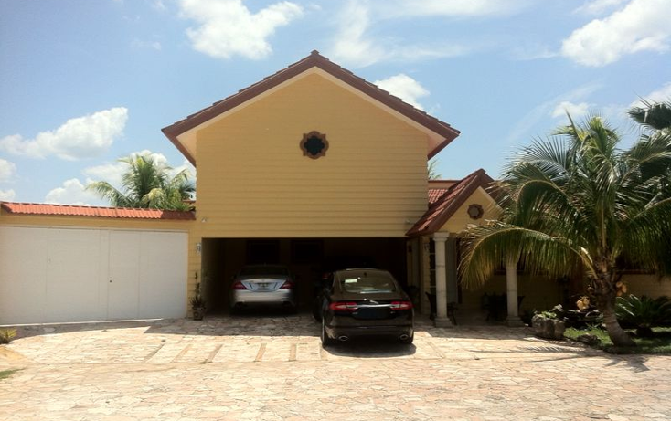 Foto de casa en venta en  , privada villa cholul, mérida, yucatán, 1118521 No. 01