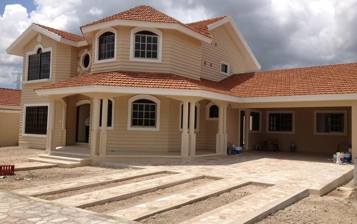 Foto de casa en venta en  , privada villa cholul, mérida, yucatán, 1126813 No. 01