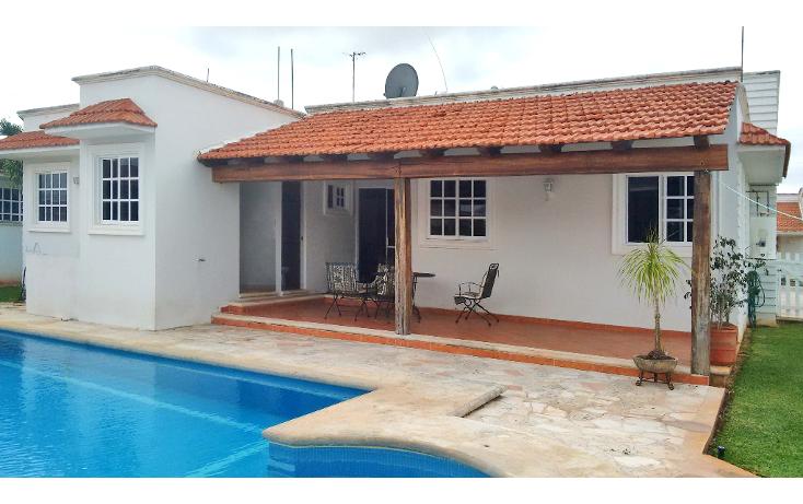Foto de casa en venta en  , privada villa cholul, mérida, yucatán, 1185825 No. 04