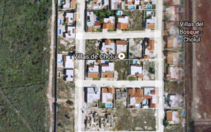 Foto de terreno habitacional en venta en, privada villa cholul, mérida, yucatán, 1685188 no 02