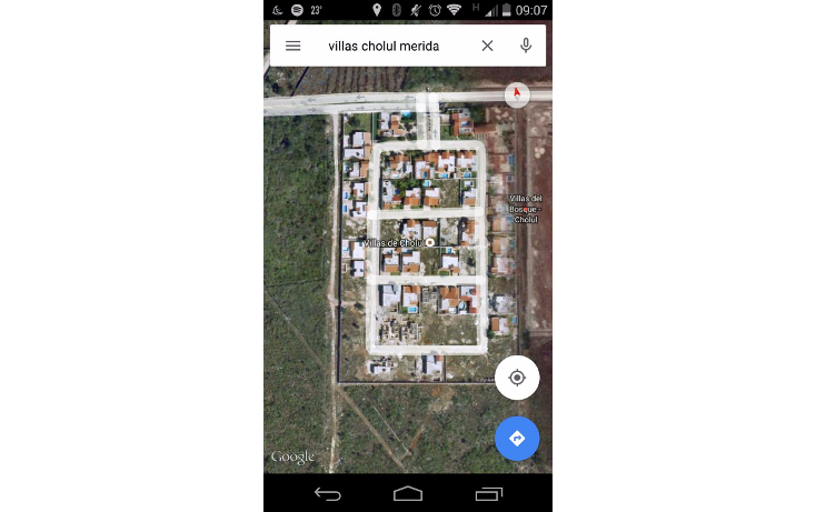 Foto de terreno habitacional en venta en  , privada villa cholul, m?rida, yucat?n, 1685188 No. 02