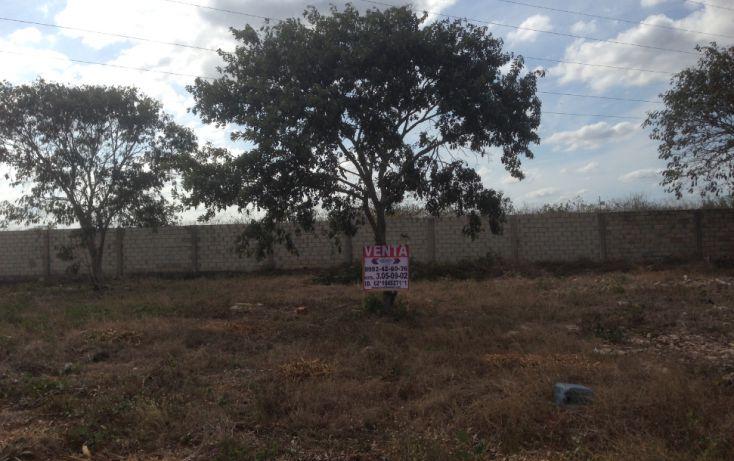Foto de terreno habitacional en venta en, privada villa cholul, mérida, yucatán, 1685188 no 03