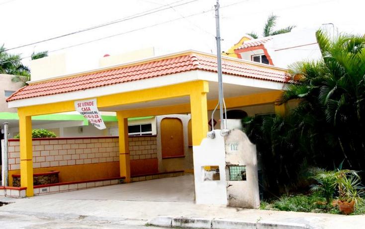 Foto de casa en venta en  , privada villa palma real, mérida, yucatán, 1058007 No. 02