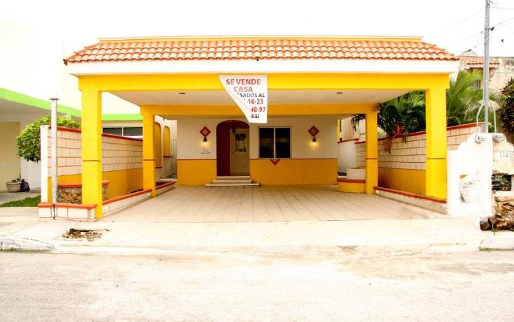 Foto de casa en venta en  , privada villa palma real, mérida, yucatán, 1732262 No. 01