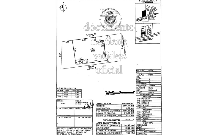 Foto de casa en venta en privada villas, club de golf la ceiba, mérida, yucatán, 1777954 no 28