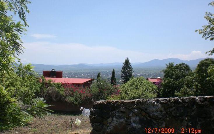 Foto de terreno habitacional en venta en privada vista alegre , lomas de cuernavaca, temixco, morelos, 790621 No. 04