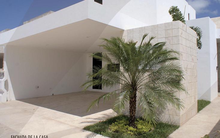 Foto de casa en venta en  , privada vista alegre, mérida, yucatán, 1082101 No. 01