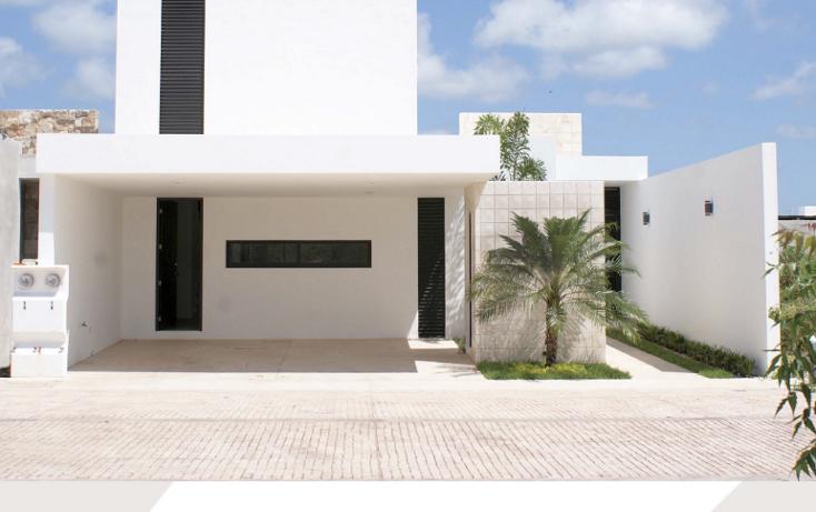 Foto de casa en venta en  , privada vista alegre, mérida, yucatán, 1082101 No. 03
