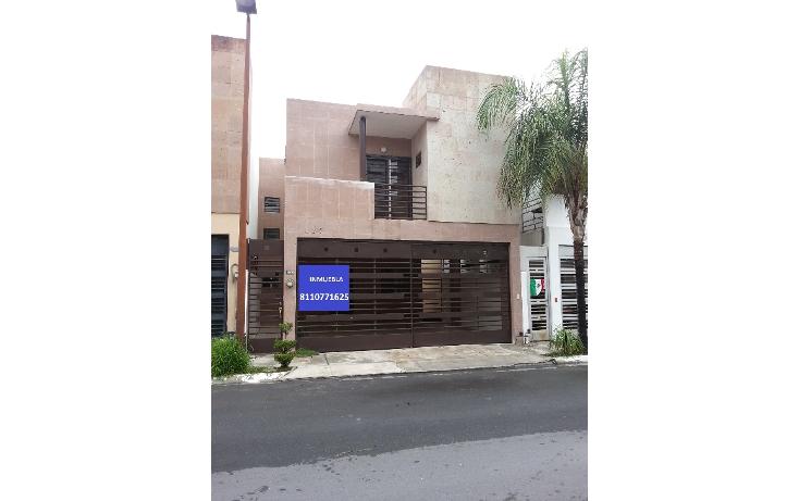 Foto de casa en venta en  , privadas de an?huac sector espa?ol, general escobedo, nuevo le?n, 1148761 No. 01