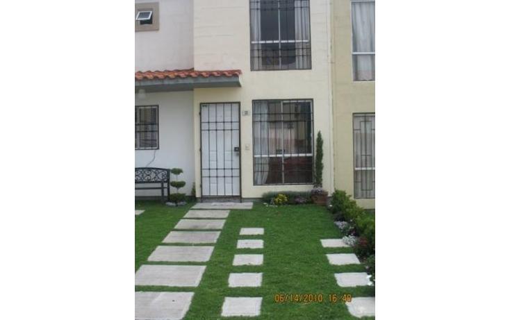 Foto de casa en venta en  , privadas de la hacienda, zinacantepec, méxico, 1084663 No. 01