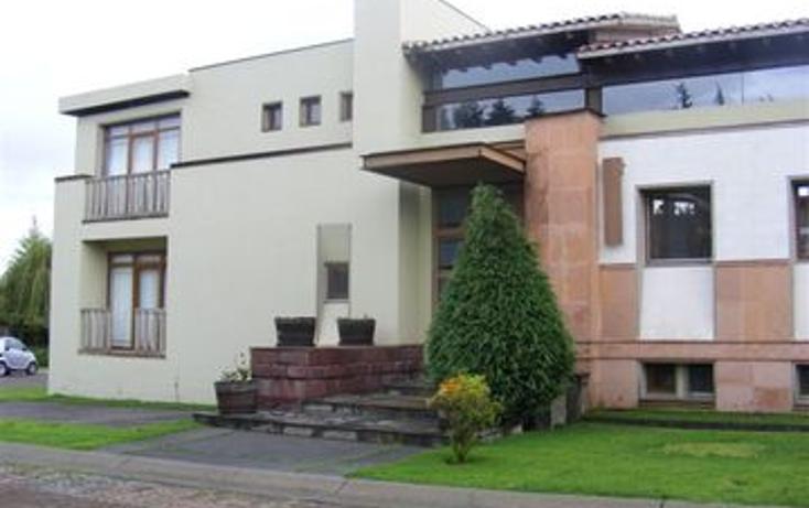 Foto de casa en venta en  , privadas de la hacienda, zinacantepec, méxico, 1086999 No. 01