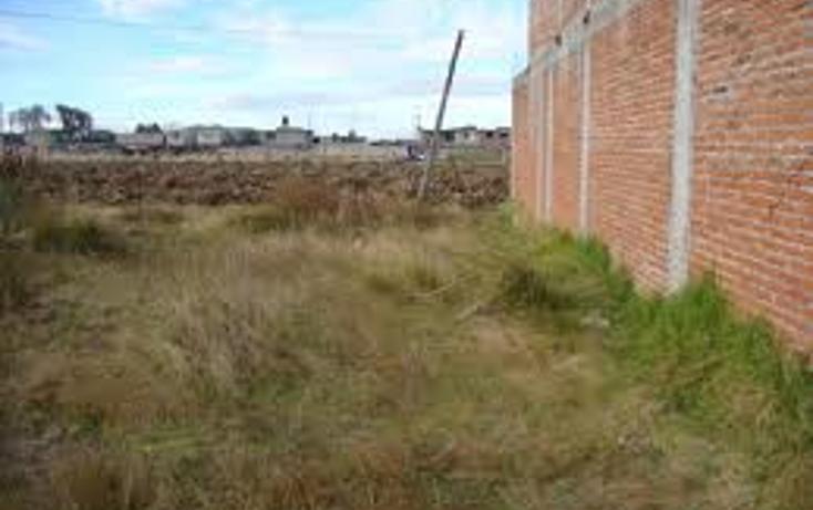 Foto de terreno habitacional en venta en  , privadas de la hacienda, zinacantepec, méxico, 1237793 No. 01