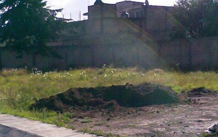 Foto de terreno habitacional en venta en  , privadas de la hacienda, zinacantepec, m?xico, 1251803 No. 01