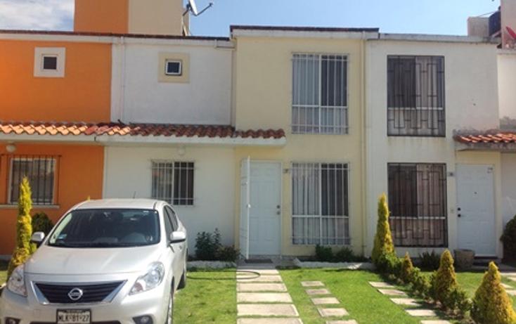 Foto de casa en venta en  , privadas de la hacienda, zinacantepec, méxico, 1279869 No. 01