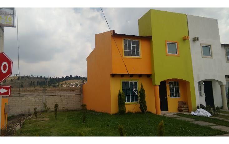 Foto de casa en renta en  , privadas de la hacienda, zinacantepec, m?xico, 1402197 No. 01