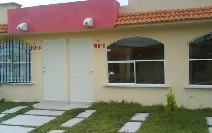Foto de casa en venta en  , privadas de la hacienda, zinacantepec, méxico, 943933 No. 01