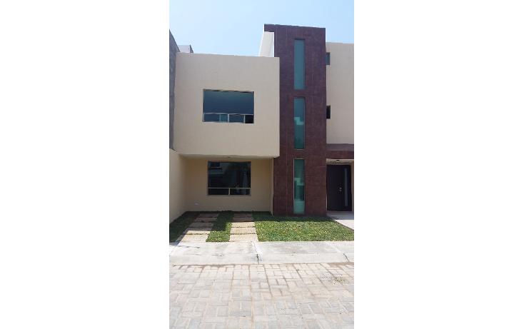 Foto de casa en venta en  , privadas de la herradura, pachuca de soto, hidalgo, 2036994 No. 01