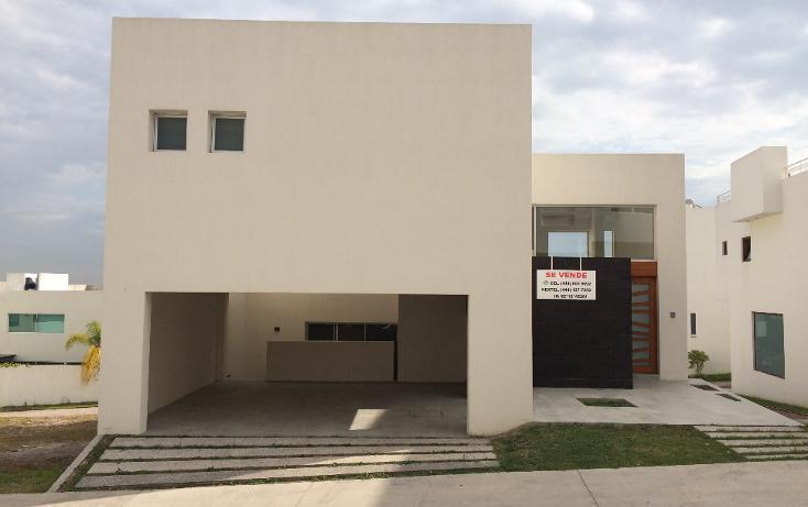 Foto de casa en venta en  , privadas del pedregal, san luis potosí, san luis potosí, 1045859 No. 01