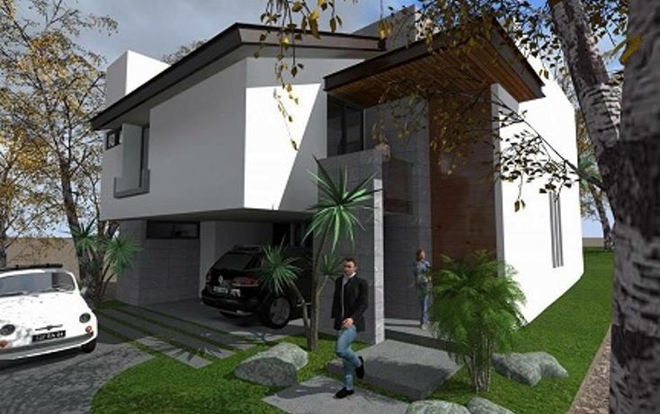 Foto de casa en venta en  , privadas del pedregal, san luis potosí, san luis potosí, 1116853 No. 01
