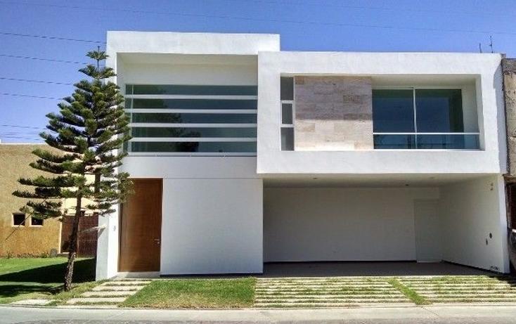 Foto de casa en renta en  , privadas del pedregal, san luis potosí, san luis potosí, 1140803 No. 01