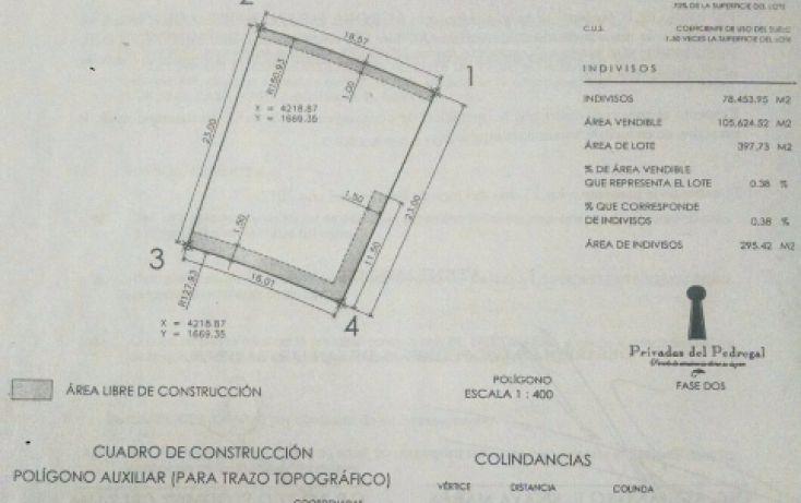 Foto de terreno habitacional en venta en, privadas del pedregal, san luis potosí, san luis potosí, 1227903 no 01