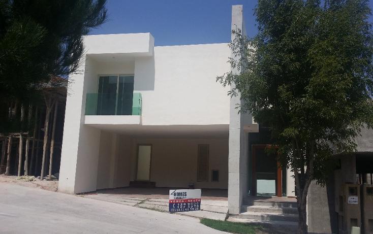 Foto de casa en venta en  , privadas del pedregal, san luis potosí, san luis potosí, 1272005 No. 01