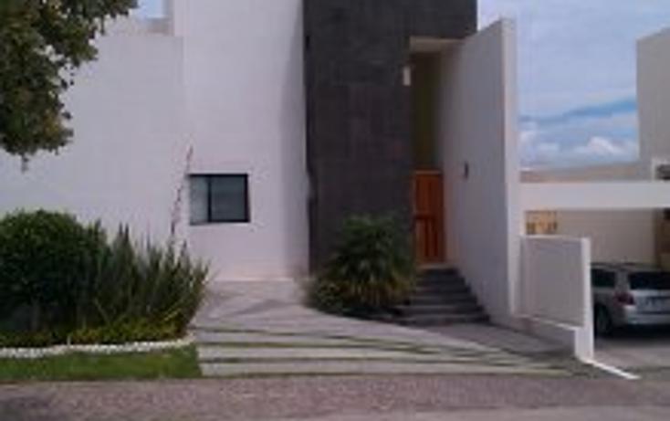 Foto de casa en renta en  , privadas del pedregal, san luis potosí, san luis potosí, 1296347 No. 01