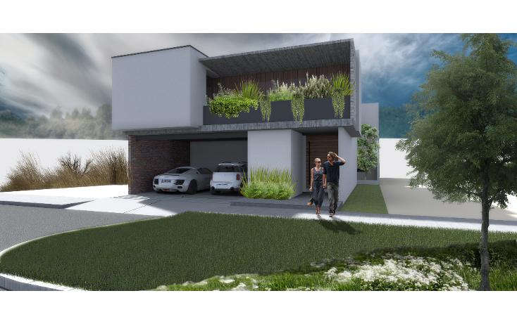 Foto de casa en venta en  , privadas del pedregal, san luis potosí, san luis potosí, 1435517 No. 01