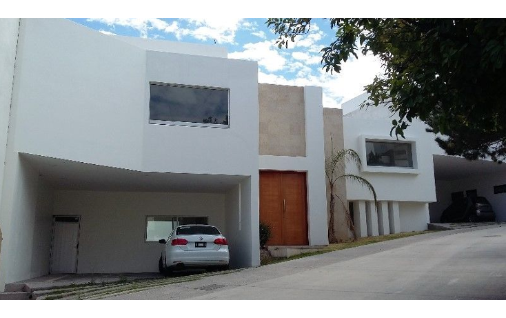 Foto de casa en venta en  , privadas del pedregal, san luis potosí, san luis potosí, 1820512 No. 01