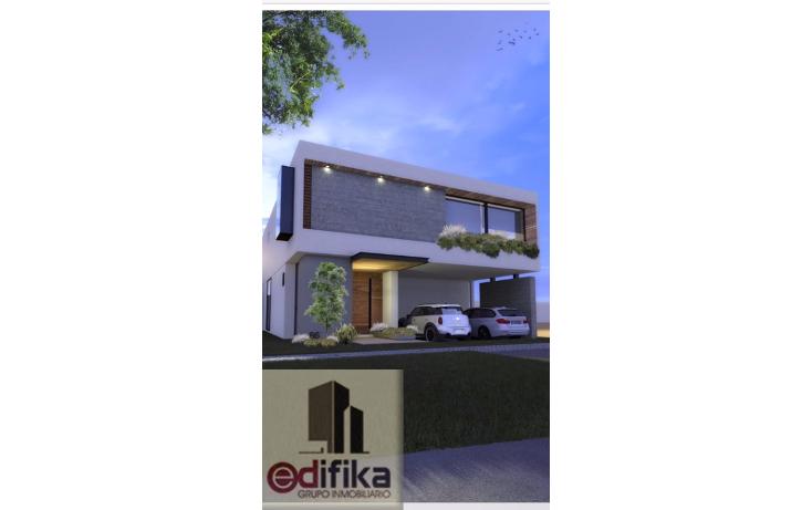 Foto de casa en venta en  , privadas del pedregal, san luis potosí, san luis potosí, 2037272 No. 01