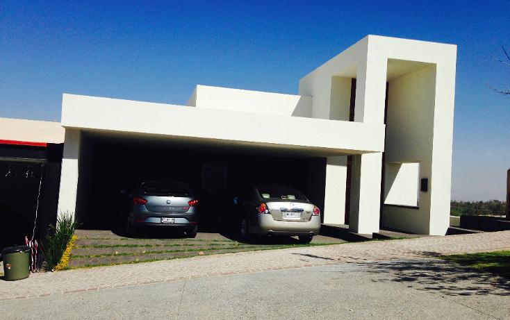Foto de casa en venta en  , privadas del pedregal, san luis potosí, san luis potosí, 944259 No. 01