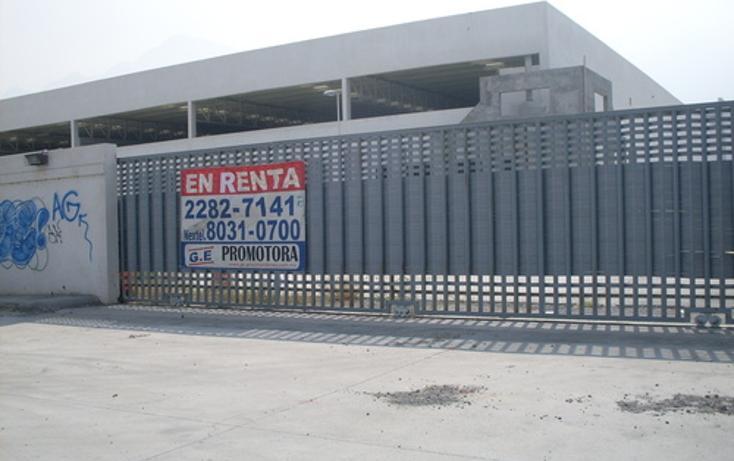 Foto de nave industrial en renta en  , privadas la huasteca, santa catarina, nuevo león, 1149821 No. 01