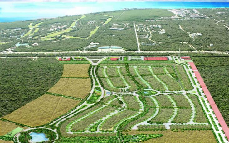 Foto de terreno habitacional en venta en  , privanza del mar, solidaridad, quintana roo, 749489 No. 02