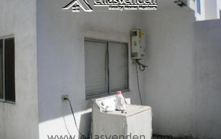 Foto de casa en venta en  pro1774, valle de san miguel, apodaca, nuevo león, 605850 No. 09