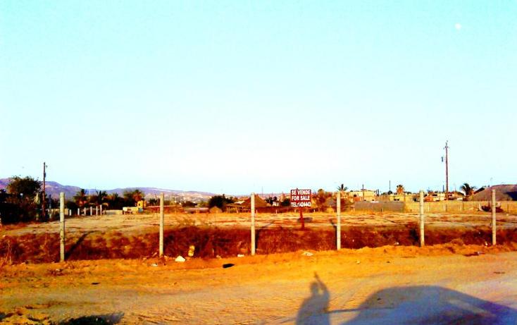 Foto de terreno industrial en venta en prof. francisco payen sandoval sin número, lomas de guaymitas, los cabos, baja california sur, 382823 No. 02