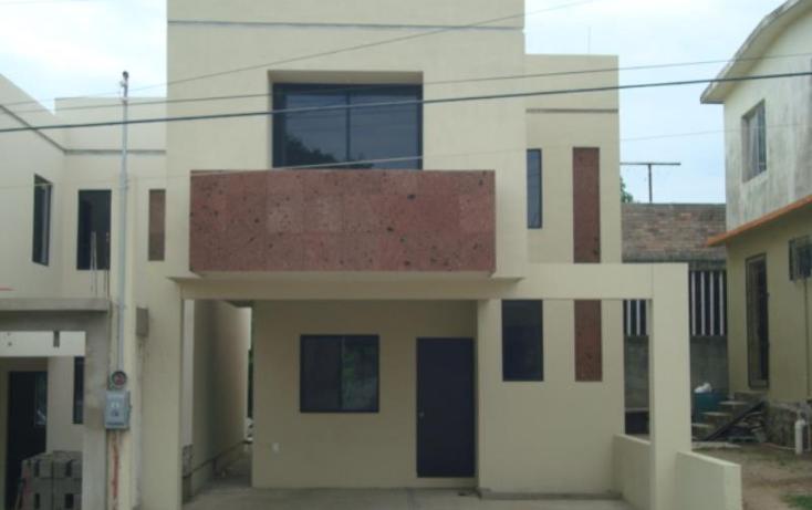 Foto de casa en venta en profesor manuel garcia rendon 410, enrique c?rdenas gonzalez, tampico, tamaulipas, 1537344 No. 01