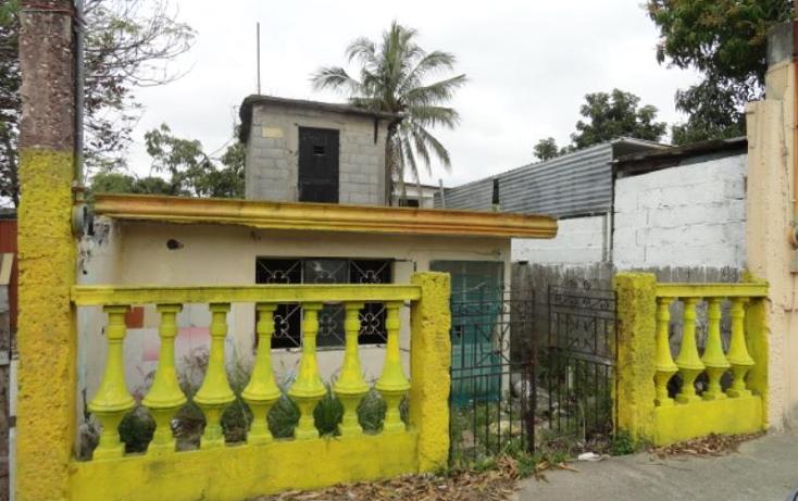 Foto de terreno habitacional en venta en profesor servando canales nonumber, hidalgo oriente, ciudad madero, tamaulipas, 1065777 No. 01