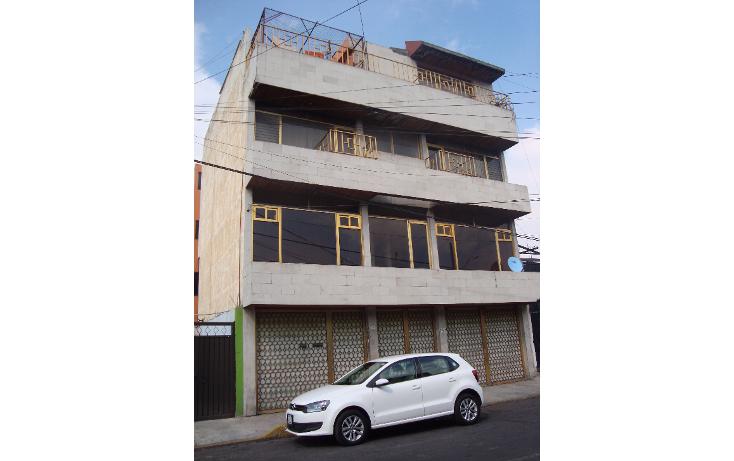 Foto de departamento en renta en  , progresista, iztapalapa, distrito federal, 1673144 No. 01