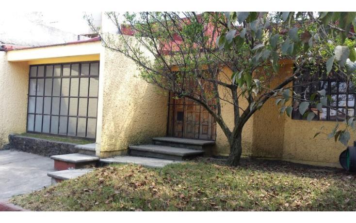 Foto de casa en venta en  , san nicolás totolapan, la magdalena contreras, distrito federal, 1716458 No. 01