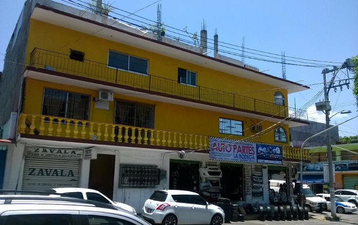 Foto de edificio en venta en  , progreso, acapulco de juárez, guerrero, 1514992 No. 01